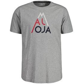 Maloja AlvagniM. T-Shirt Men grey melange